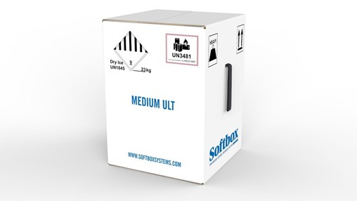 Softbox Supports Pfizer in the Global Cold Chain Distribution of COVID-19 Vaccines