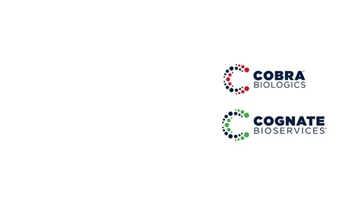 Cognate BioServices, and its gene therapy division Cobra Biologics Announce Major Expansion of Manufacturing Facilities in US and Europe