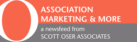 Scott Oser Associates - Association Marketing Newsfeed