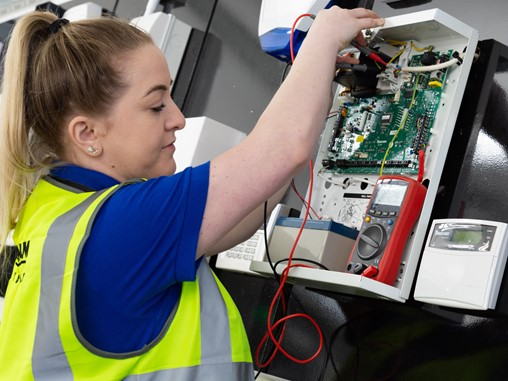 Banham Academy gains first IET approval for security industry