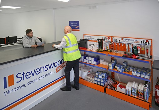 Stevenswood adds to trade counter network