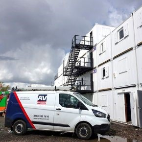 Wernick acquires modular manufacturer and hire firm AVDanzer