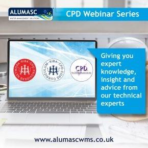 Series II of Alumasc WMS' Live CPD Webinars launches