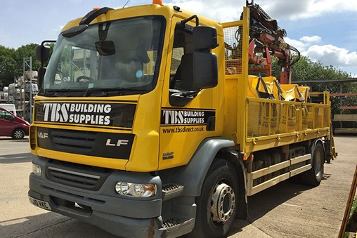 BREAKING NEWS: HUWS GRAY BUYS TBS BUILDING SUPPLIES