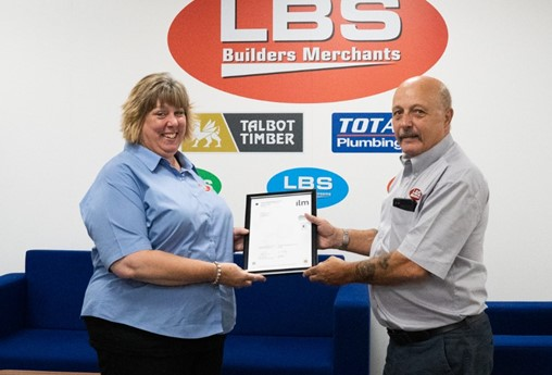 LBS Builders Merchants focus on staff development