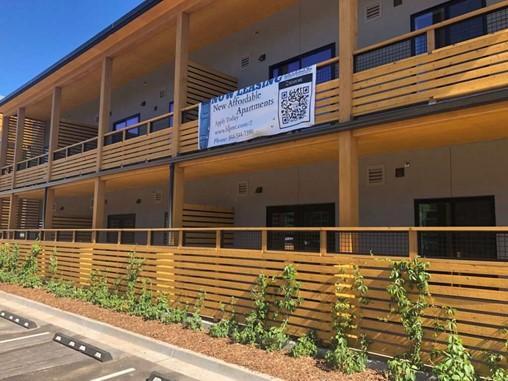 Nonprofit builds 30-unit affordable housing project in Carbondale