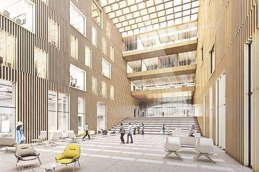 OPEN BIM is key to the future of the building industry