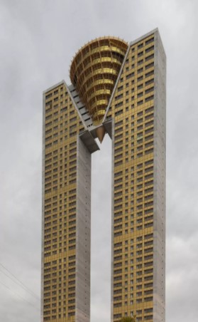 EU's tallest residential tower completes, 15 years after work started