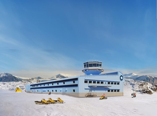 Creating a digitally enabled estate – in Antarctica
