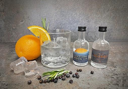 Kudos offering Gin Pairing Gift Packs