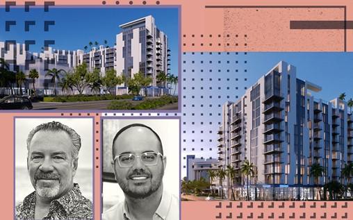Newrock, Brickbox score $68M construction loan for Oakland Park multifamily project