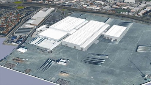 VolkerFitzpatrick secures £82m contract to deliver new blade factories