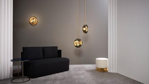 Pendulum lighting collection by Dan Yeffet for CTO Lighting
