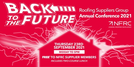 Roofing Suppliers Group Annual Conference: Back to the Future