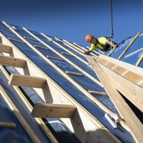 Smartroof: Room in roof system maximises space and financial return