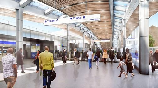 Joint venture successfully delivers Whitechapel Elizabeth Line station