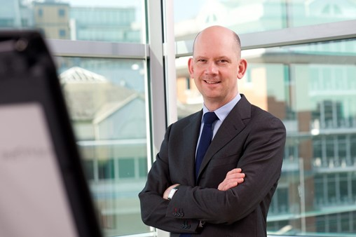 Peter Denton confirmed as new chief exec of Homes England