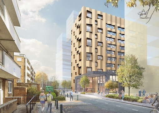 GRAHAM Wins Contract at Nine Elms