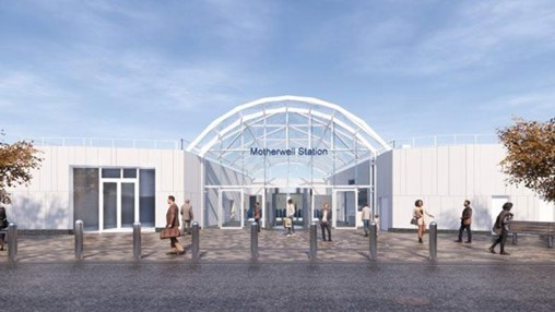 Balfour Beatty moves onto next phase of £14.5m Motherwell station upgrade