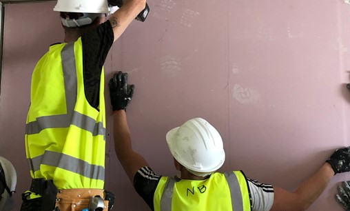 Do you need to bolster your drylining workforce?