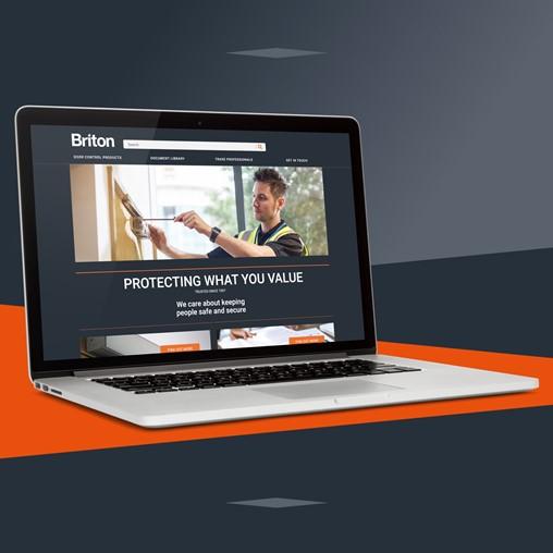 Allegion launches new Briton customer-centric Website