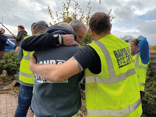 Roofers Urged to Join 'Big Brew' to Tackle Construction's Mental Health Crisis