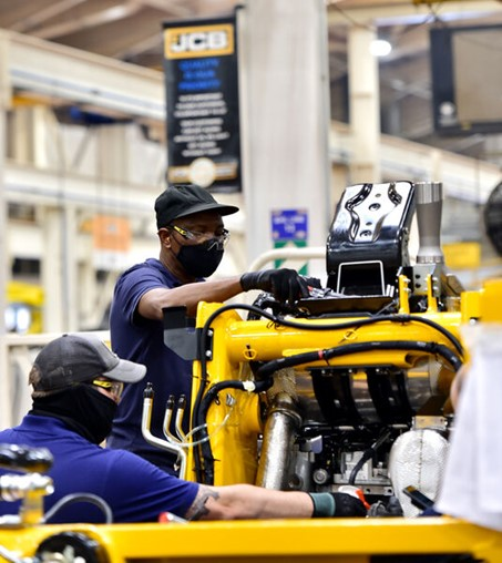 JCB to recruit 100 new welders as product demand soars