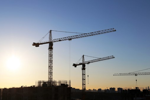 UK construction orders increase at fastest rate since 1997