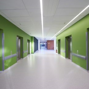 Crown: Using paint to create practical and exceptional healthcare environments