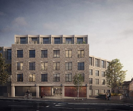 Barclays & HGP to fund Waltham Forest affordable housing scheme