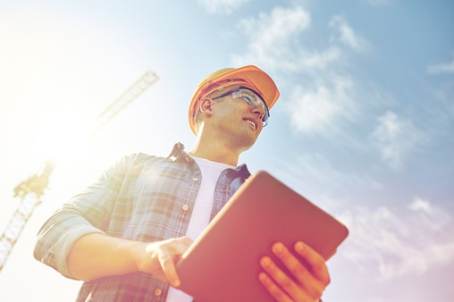 How important is mobile reporting on the modern construction site?