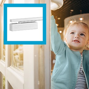 ASSA ABLOY: An effortless upgrade makes any door accessible to all