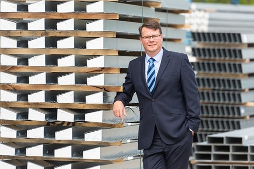 Keystone Lintels appoints new sales director