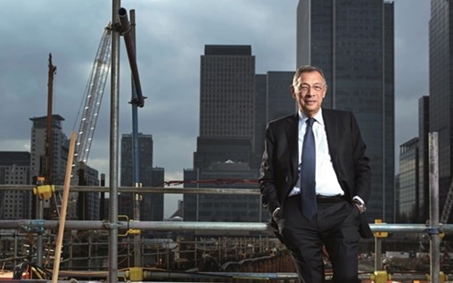 Canary Wharf Group appoints new non-executive chairman