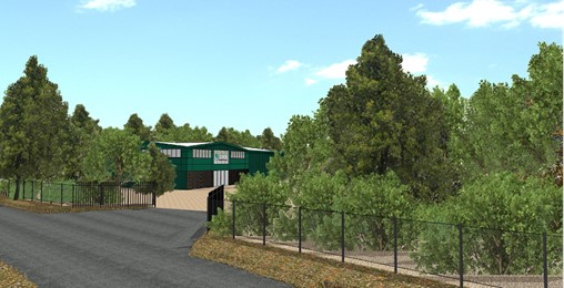 Exciting New Plans for Redevelopment of Lords Builders Merchants at Beaconsfield