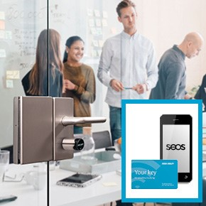 ASSA ABLOY: Equip glass doors with the right electronic access control without disrupting aesthetics