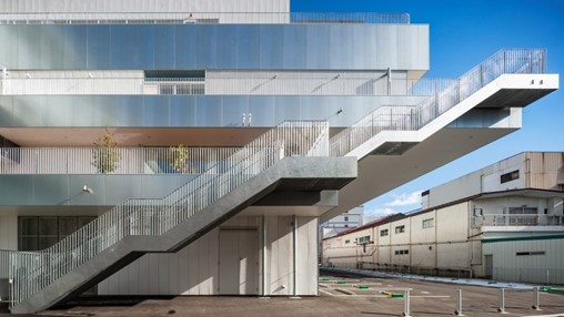 "Unemori Architects creates ""earthquake-proof"" community centre in Fukushima"