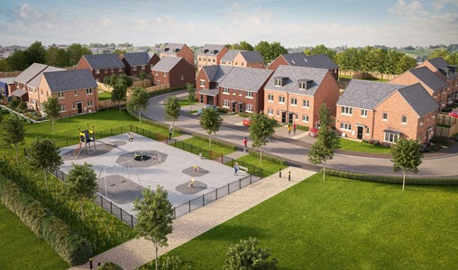 Keepmoat Homes acquires 3 new sites in the North West