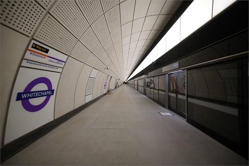 BBMV hands over Crossrail's new Whitechapel station