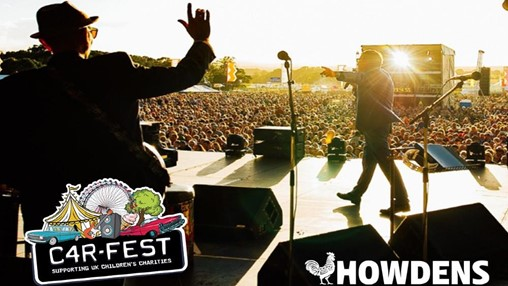 Howdens lends its support to the tenth anniversary of CarFest