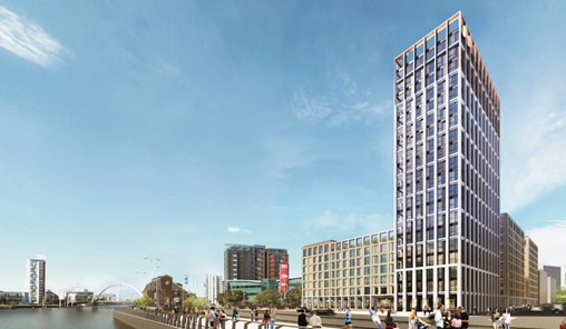 Graham secures Glasgow build to rent project