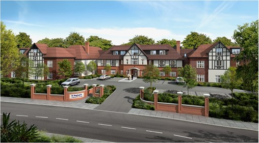 Green light for £30m care home scheme in Bromley