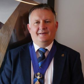 Paul Sheppard of HMG Paints becomes OCCA President