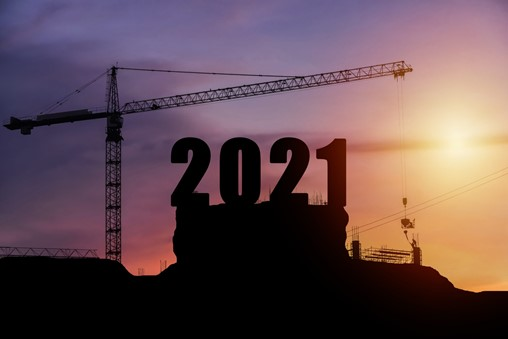 Five construction themes for 2021