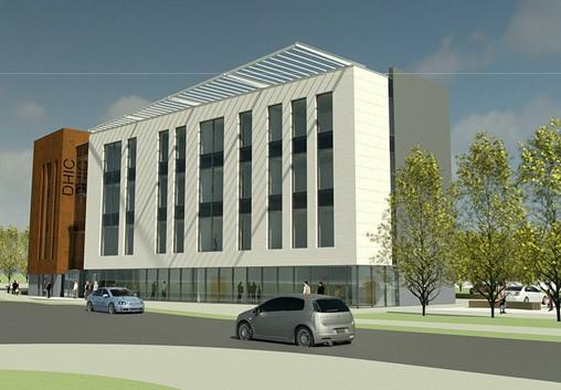 Willmott Dixon secures £8m Innovation Central in Darlington
