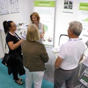 Carpet Recycling UK: See them at The Flooring Show 2021