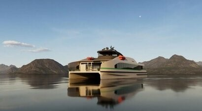 TrAM project aims to build the world's first zero-emission fast ferry