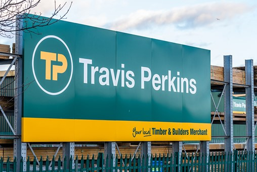 Travis Perkins issues cement supply warning