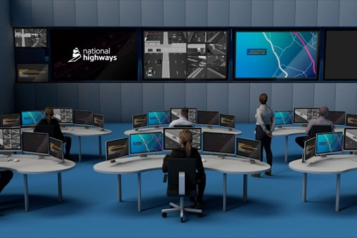 National Highways to deliver digital twin of UK road network