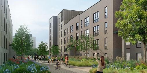 Scotland's Biggest Net Zero Housing Gets Go Ahead